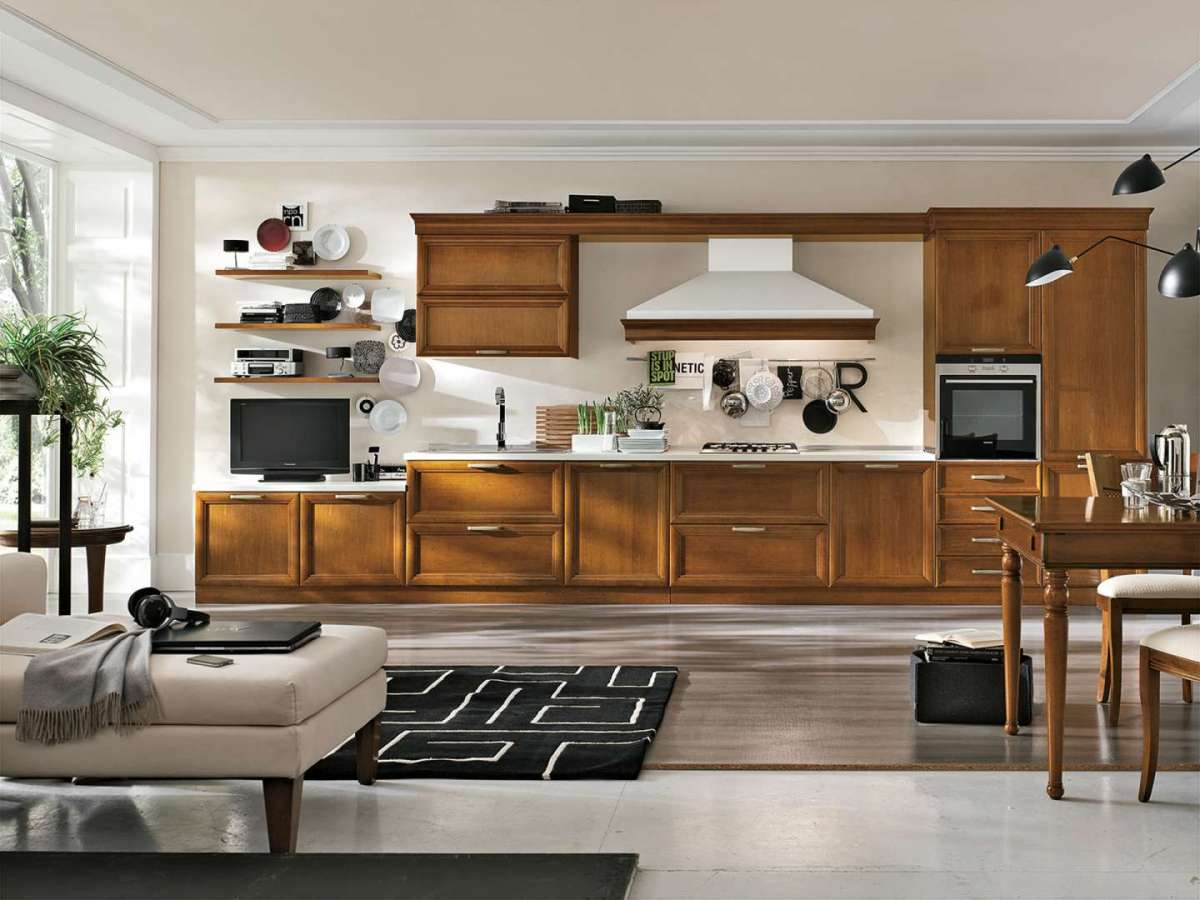 Beautiful Cucina Le Fablier Contemporary - Amazing House Design ...