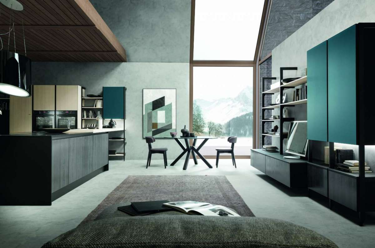 Febal cucine catalogo 2017 foto design mag for Gallery arredamenti