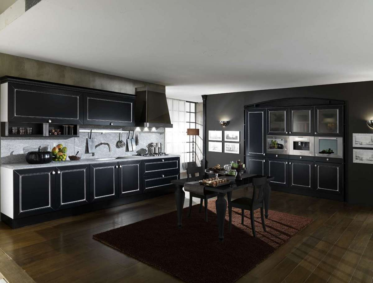 Romantica Decor, Febal cucine
