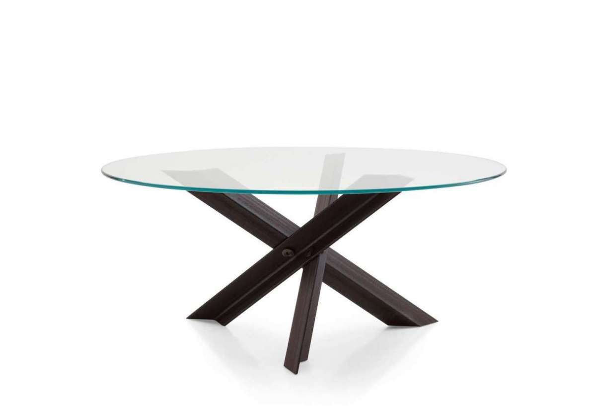 Bolt Table disegnato da Mario Bellini per B&B Italia