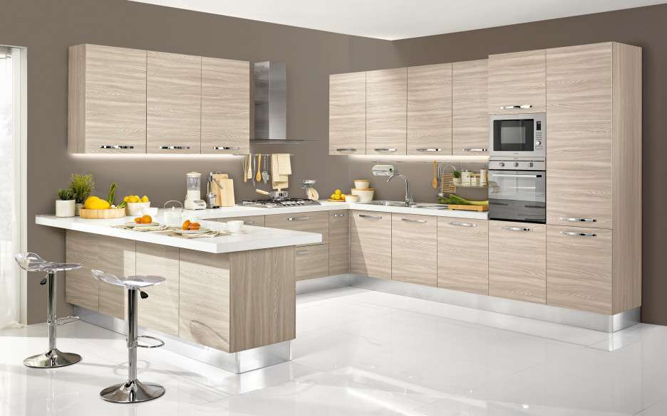 Beautiful Cucine Componibili Economiche Contemporary - Modern Home ...