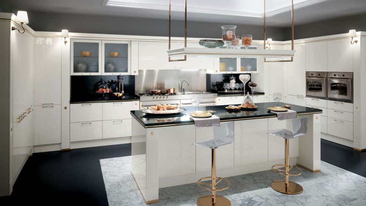 Beautiful Cucine Con Isola Centrale Photos - Amazing House Design ...