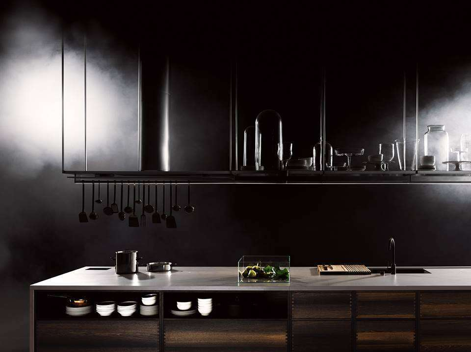 Boffi cucine catalogo 2017 foto design mag for Cucina nera