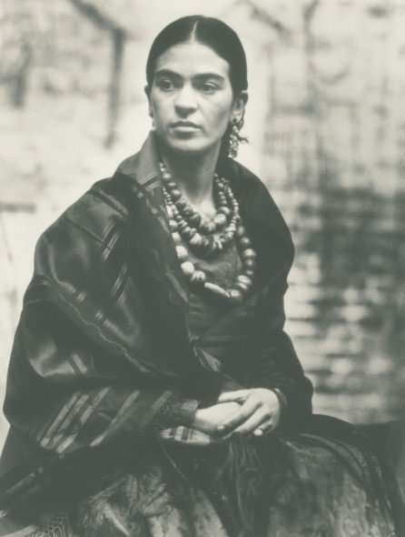 Edward Weston - Frida Kahlo, 1930