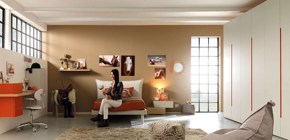 Cameretta Young Collection Moretti Compact