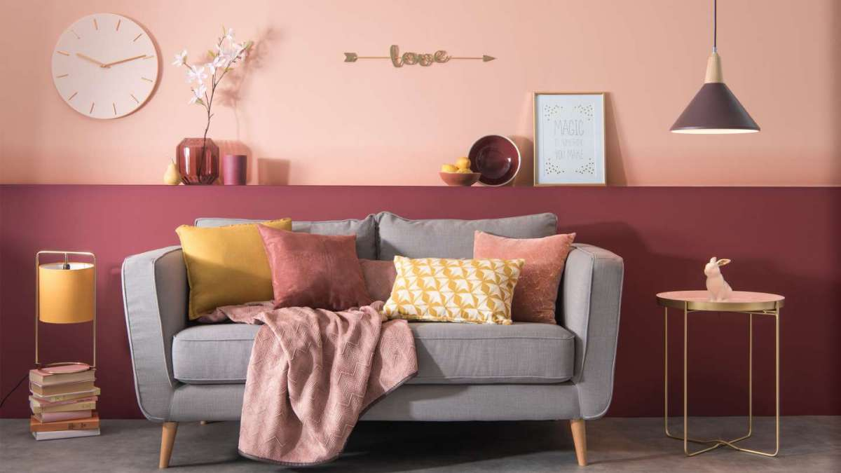 Tendenza So Blush, Maisons du Monde autunno inverno 2017 2018