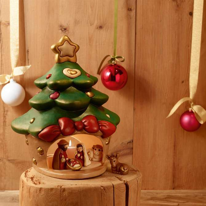 Mini presepe Thun