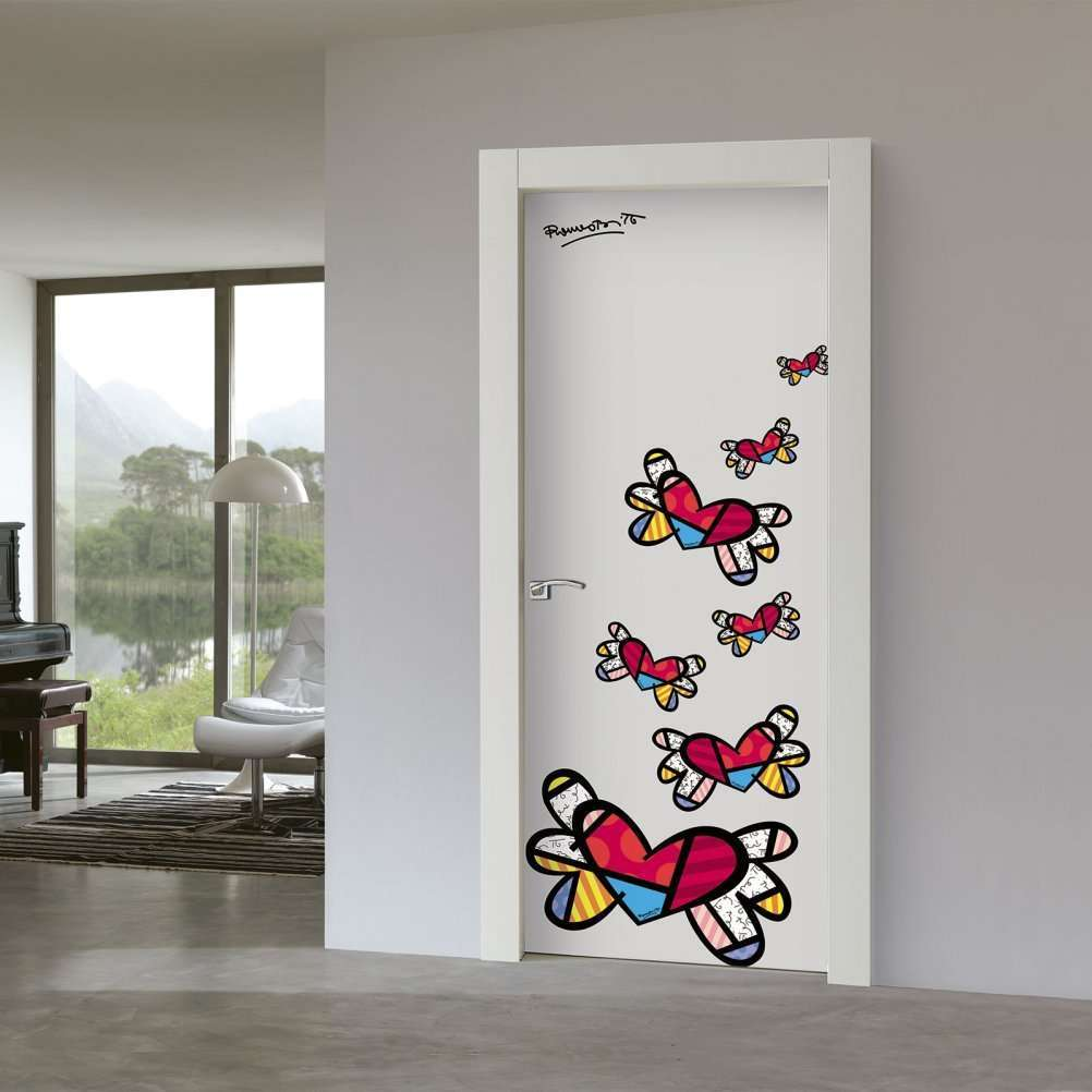 Porte decorate Bertolotto