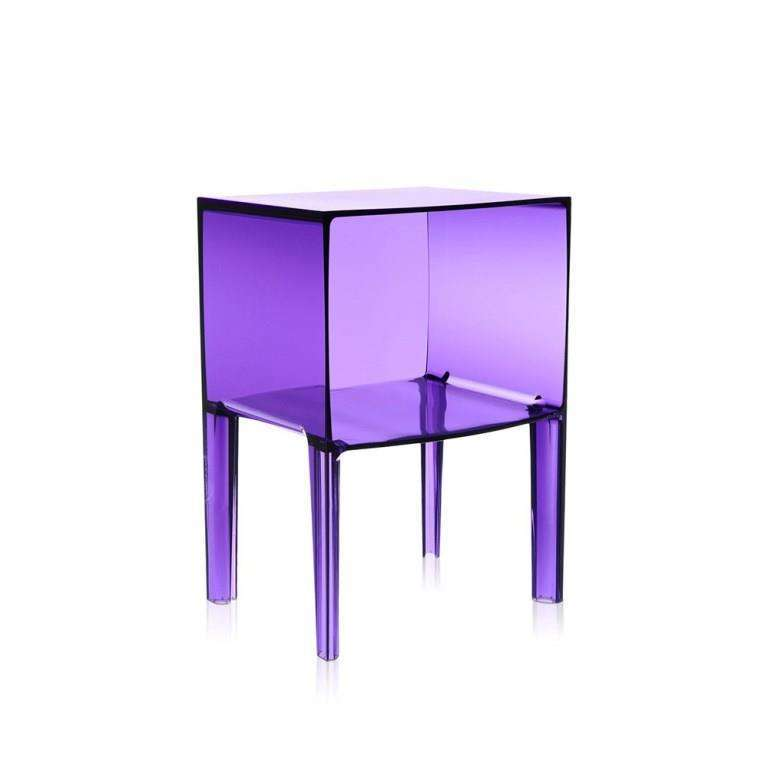 Ghost Buster Violet di Kartell