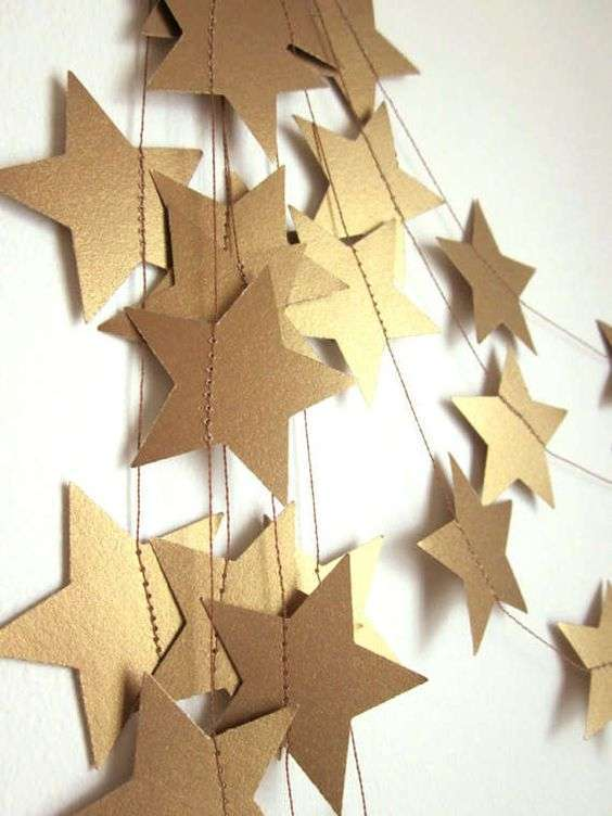 Stelle decorative