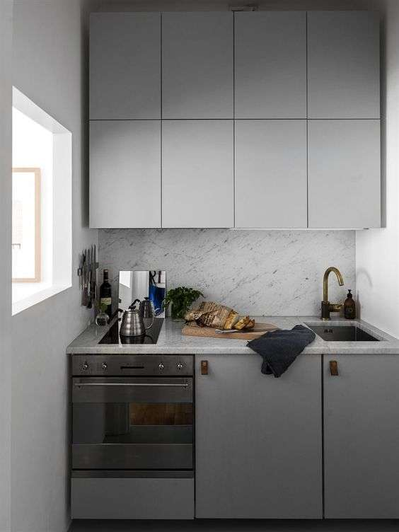 Cucina compact living