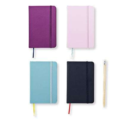 Notebook pelle Tiger