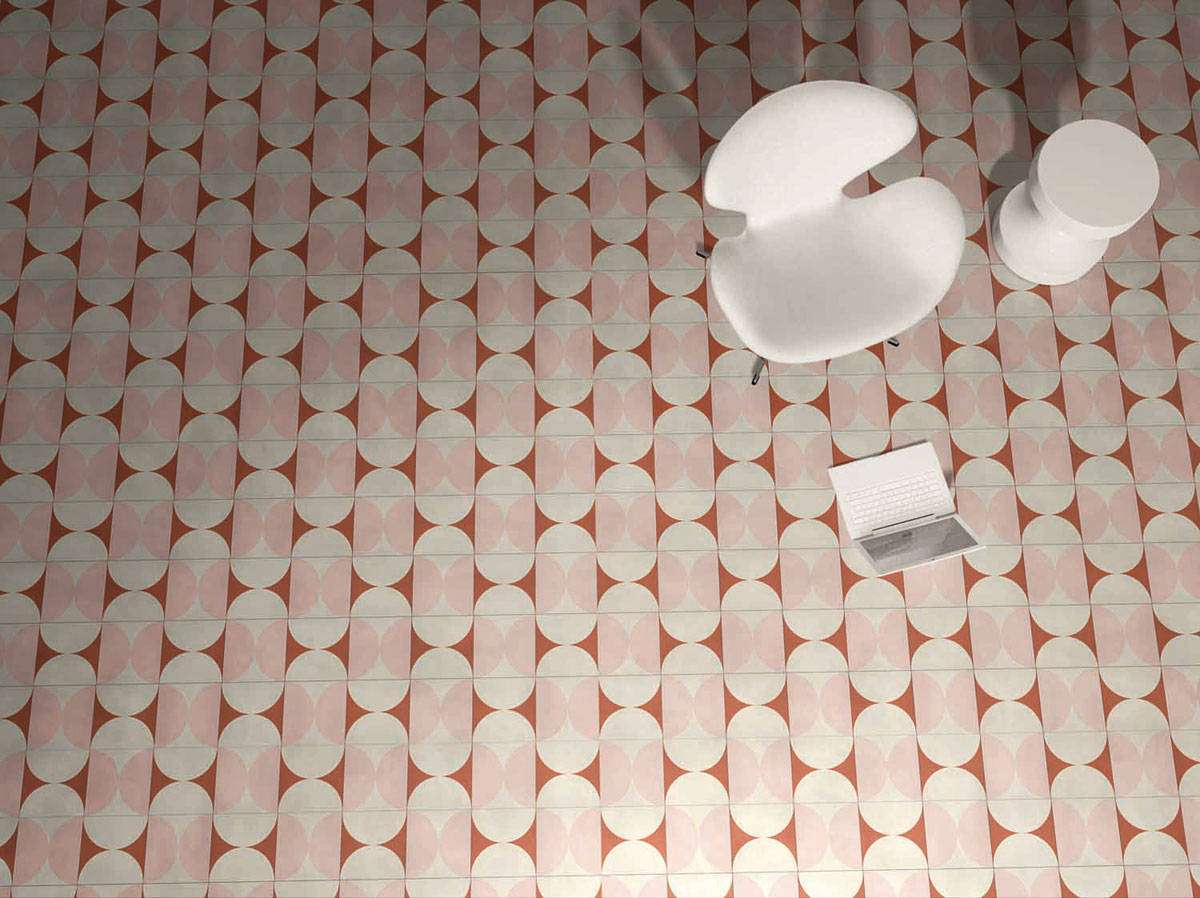 Bisazza Cementiles Butterfly