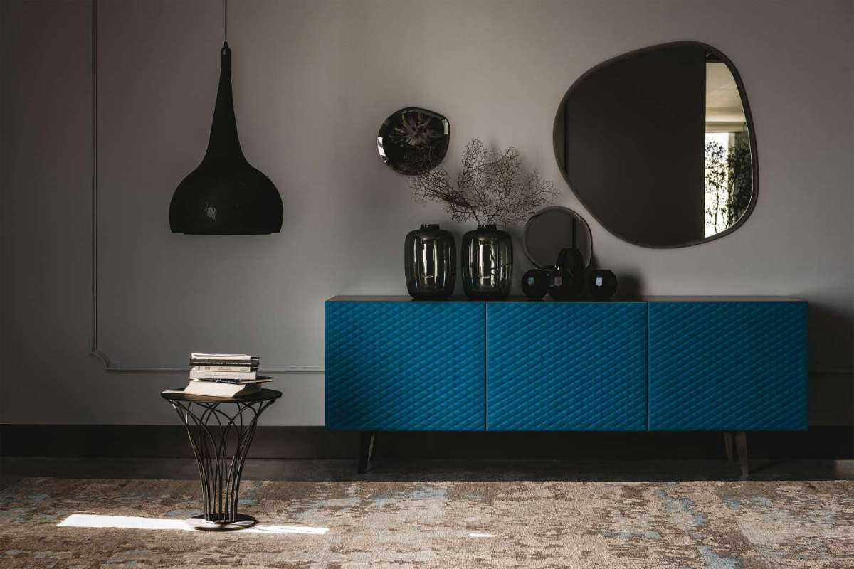 Madie modello Absolut blu catalogo Cattelan Italia 2018