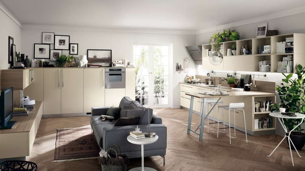 Feel cucina open space