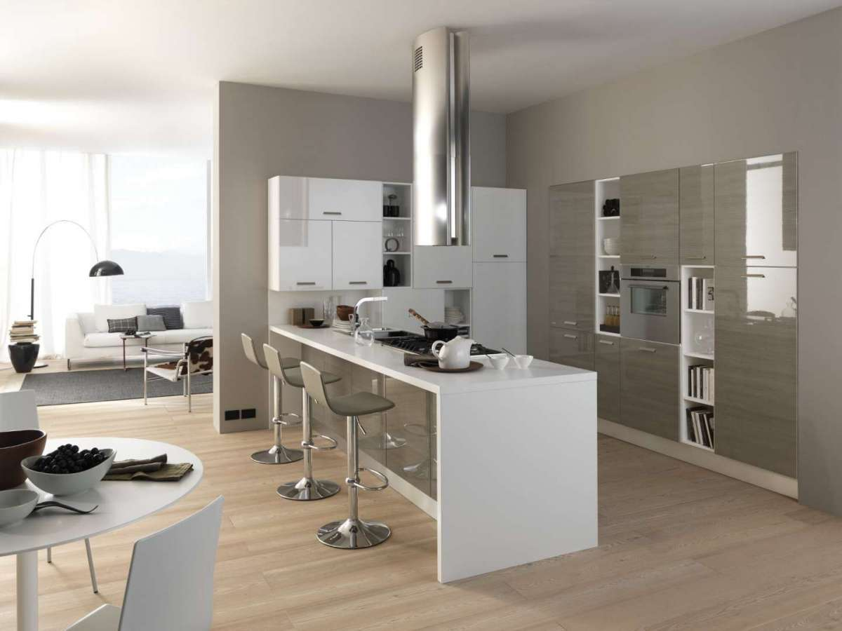 Pretty cucina moderna Febal