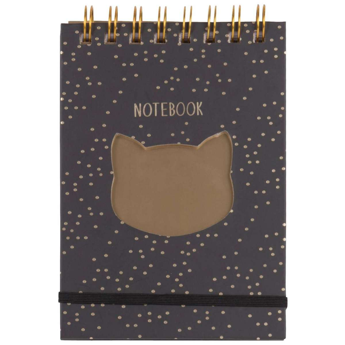 Notebook stampa gatto