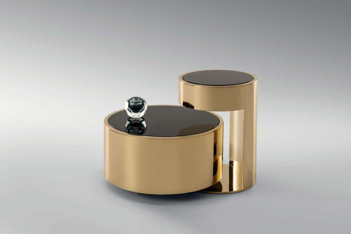Fendi Constellation Coffee table gold