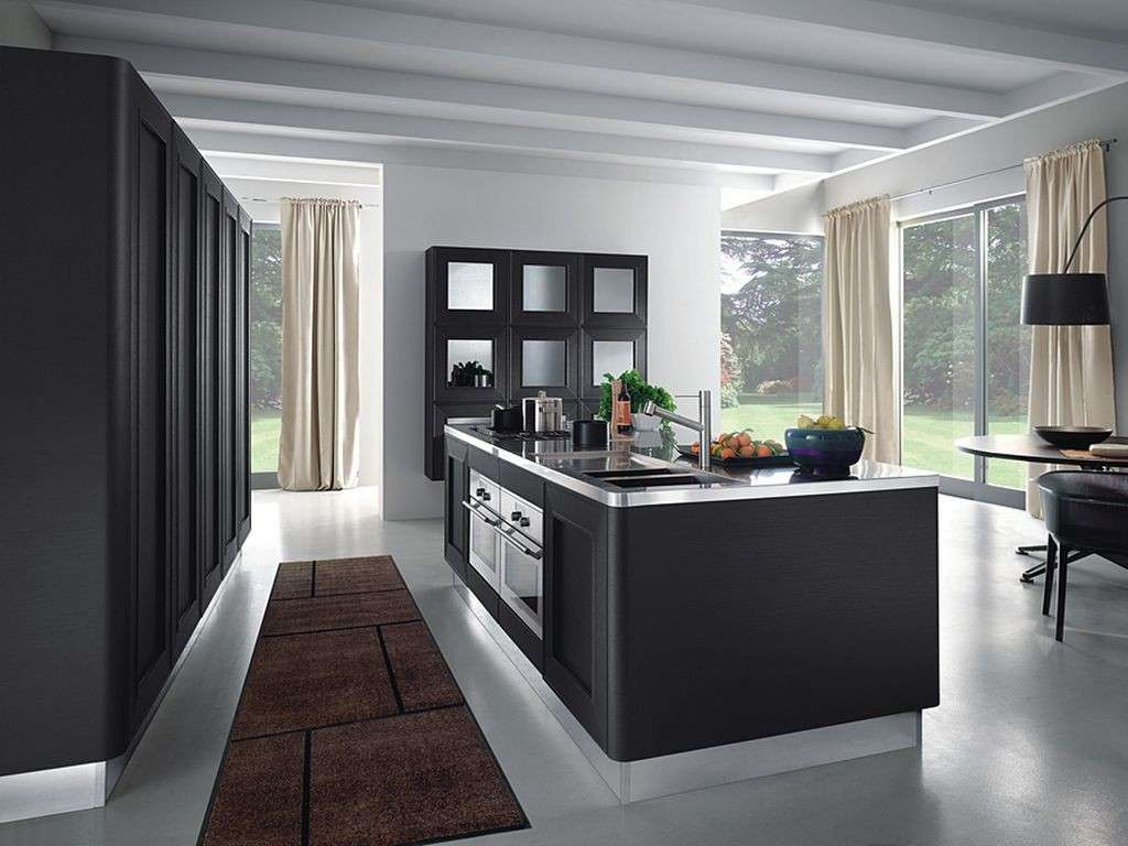 Beautiful Cucine Di Lusso Moderne Photos - Amazing House Design ...