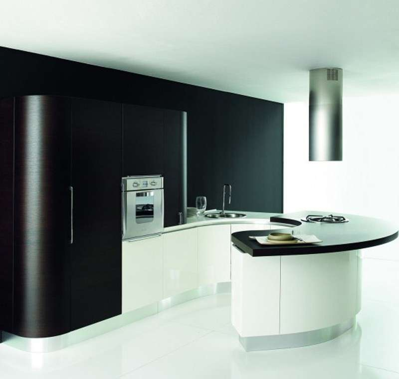Beautiful Cucine Moderne Nere Images - Comads897.com - comads897.com