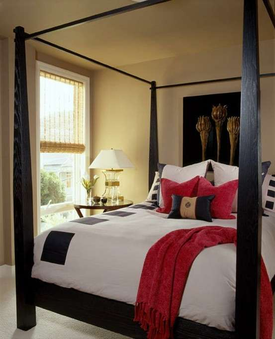 Letto stile Feng Shui