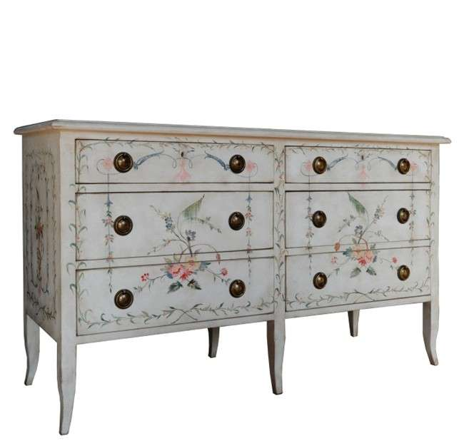 Firenze Chest di Patina