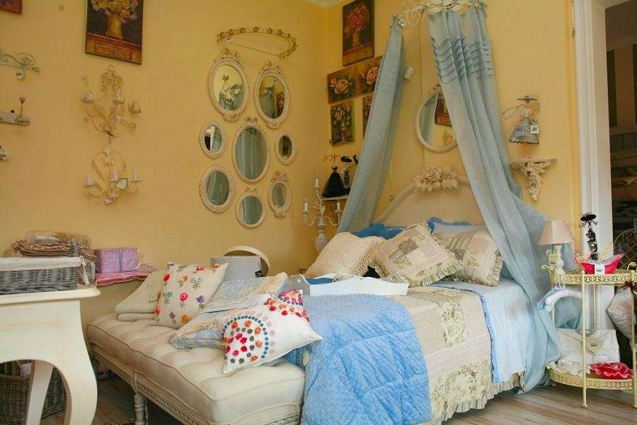 Camera da letto shabby shic (Foto 11/60) | Design Mag