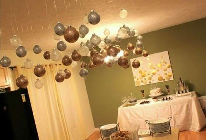 Decorare casa per capodanno foto design mag for Decorazioni da soffitto
