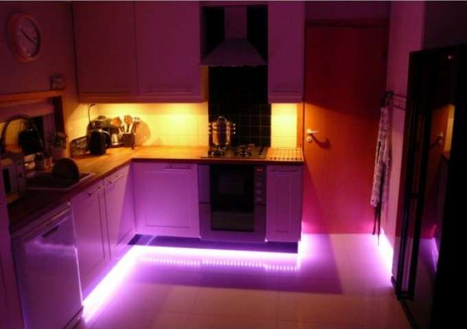 Best Strisce Led Cucina Gallery - Home Interior Ideas - hollerbach.us