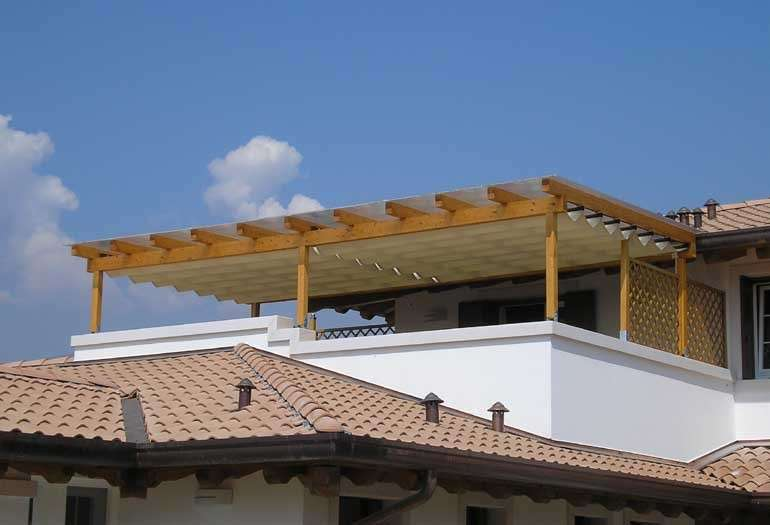 Awesome Coperture In Policarbonato Per Terrazzi Pictures - Idee ...