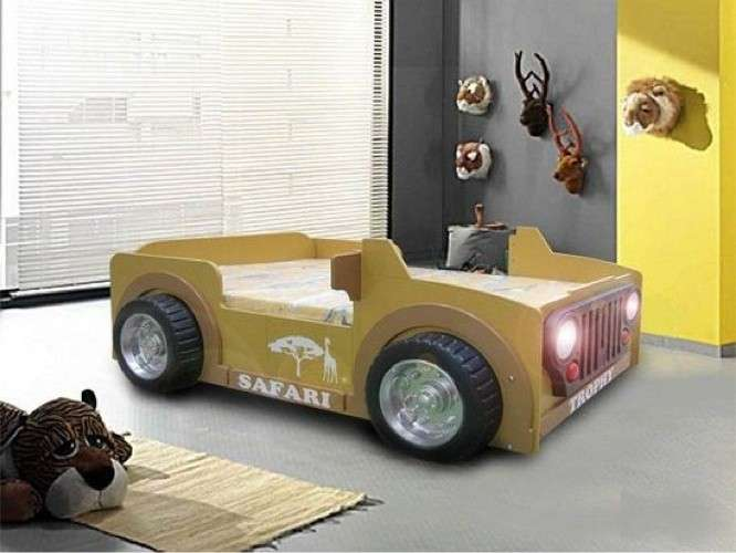 Letto Safari Jeep