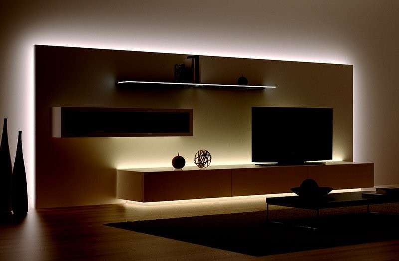Illuminazione led per interni foto design mag