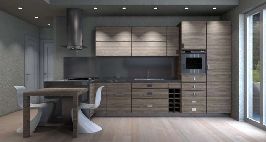 Controsoffitto led cucina led cucina barre sottopensile lovely
