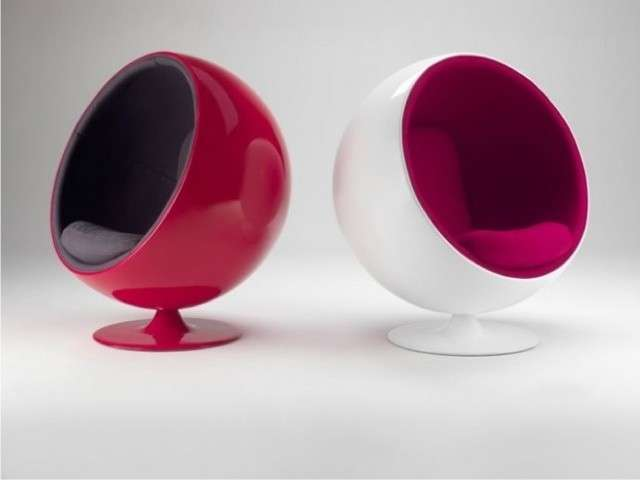 Ball Chairs anni 70