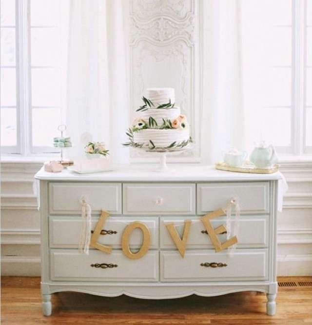 Decorazione Love