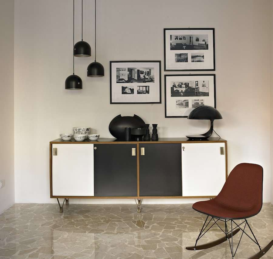Arredare casa in stile vintage foto design mag for Mobiletto design