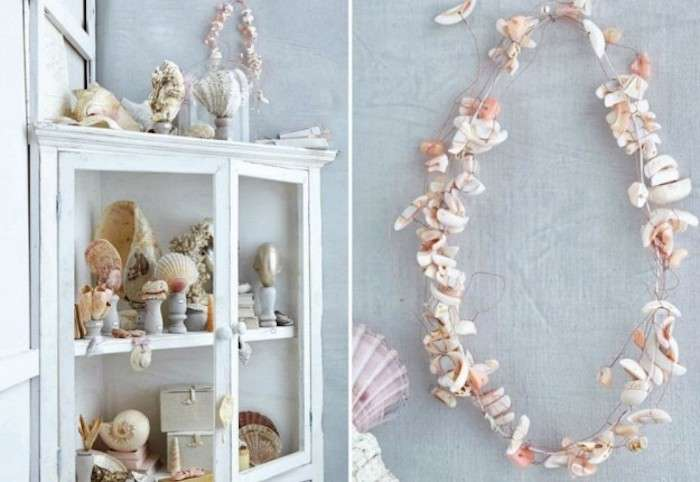 Idee per decorare con le conchiglie