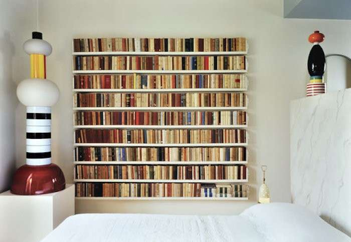 Stunning Libreria Per Camera Da Letto Contemporary