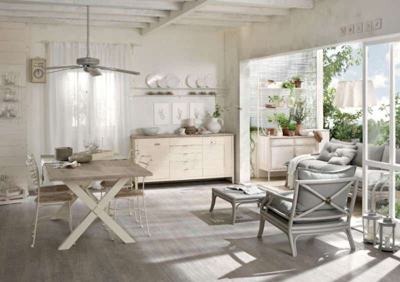 Awesome Soggiorni Stile Country Pictures - House Design Ideas 2018 ...