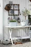 Accessori in stile shabby chic
