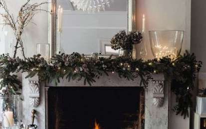 Decorare casa in stile Hygge per Natale