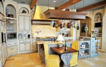 Cucine stile country