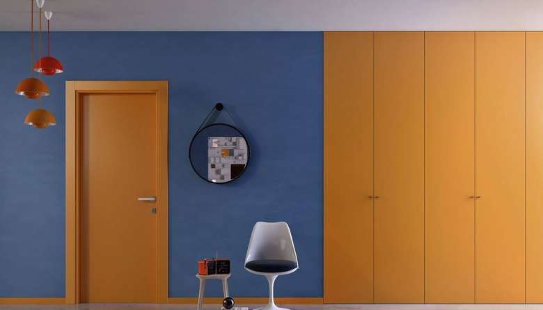 Porte colorate per interni (Foto) | Design Mag