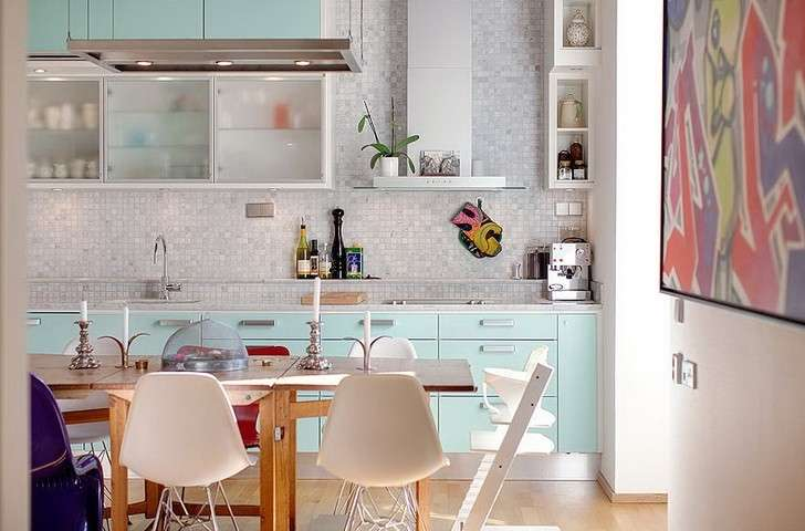 Quadri in cucina (Foto) | Design Mag