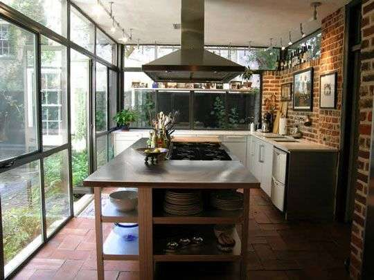 Stunning cucina in veranda photos lepicentre lepicentre