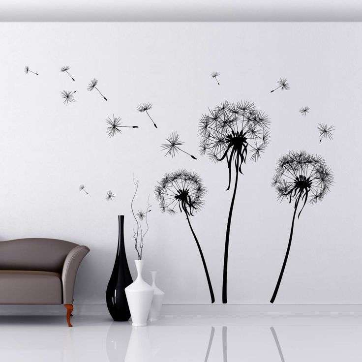 Decorazioni per pareti le pi originali per abbellire la for Decorazioni a muro