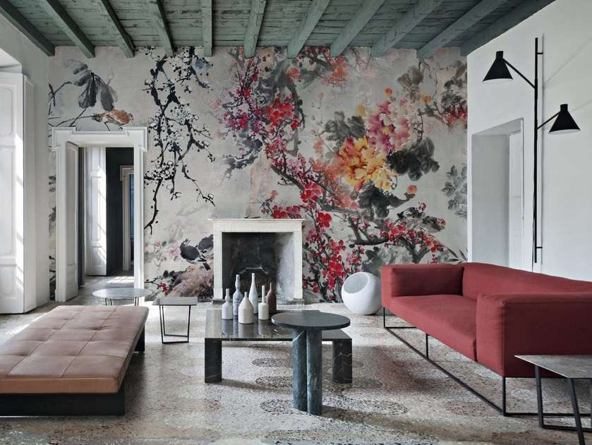 tendenze carta da parati 2018 foto 19 39 design mag