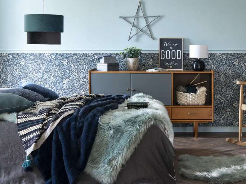 collezione autunno inverno 2018 maisons du monde design mag. Black Bedroom Furniture Sets. Home Design Ideas