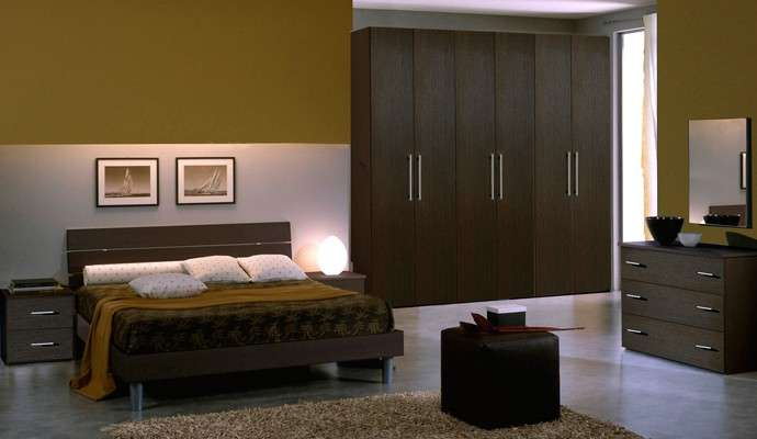 Arredamento casa low cost foto 9 43 design mag for Camere da letto low cost