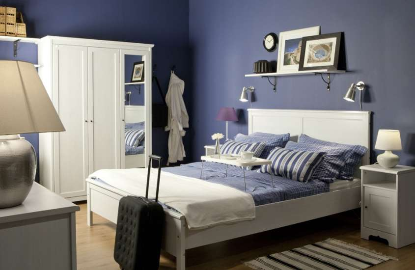 Arredamento casa low cost foto 11 43 design mag for Camera da letto arredamento